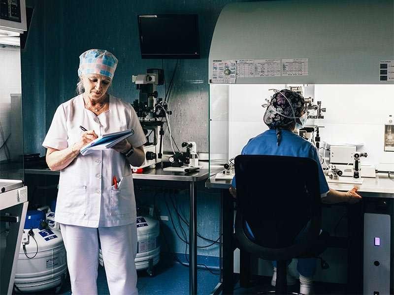primer nacimiento por Fecundación in vitro