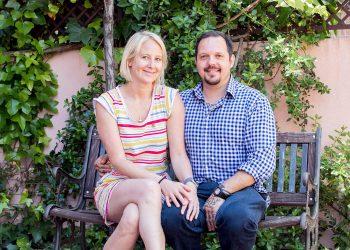 Catherine y Carl