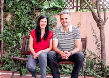 Yaiza y Jose Manuel