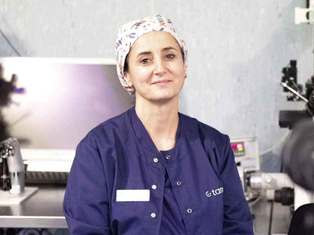 Susana Cortes Investigación Tambre