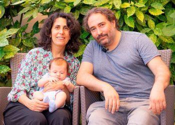 Begoña y Bruno Tambre