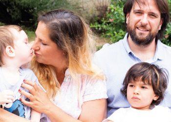 Tania y Mariano tercer bebé Tambre 1